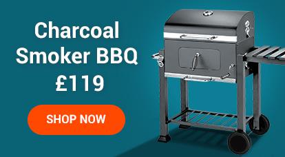 Charcoal Smoker BBQ