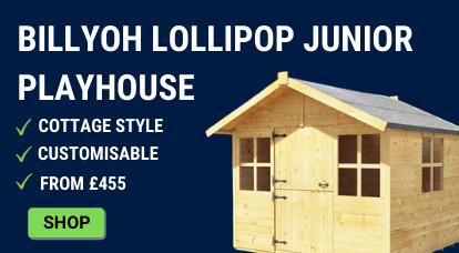 BillyOh Lollipop Junior Playhouse