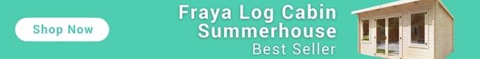 Fraya Log Cabin Summerhouse