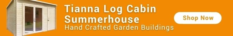 Tianna Log Cabin Summerhouse
