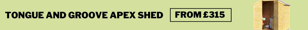 storer overlap apex shed