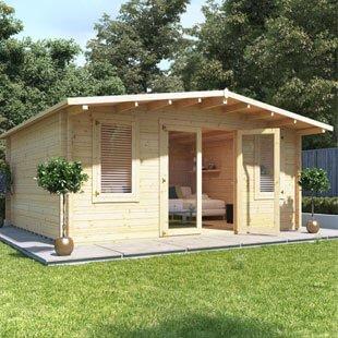 Log Cabins Garden Buildings Direct