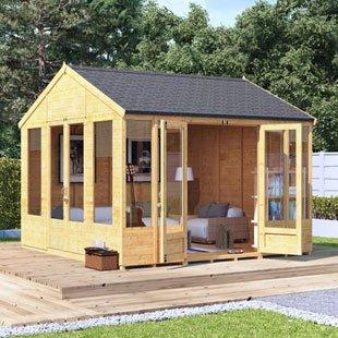Summer Houses Garden Summerhouses For Sale Garden Buildings Direct - Summer house