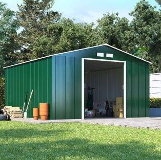 metal sheds - Garden Sheds Nottingham