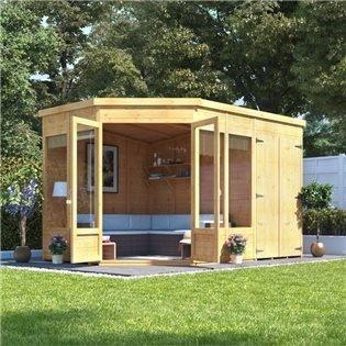 Corner Summerhouses