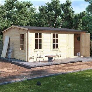 Log Cabin Workshops