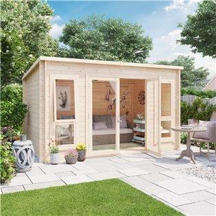 Log Cabin Summerhouses