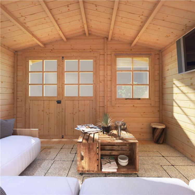 BillyOh Pathfinder 'Lodge' Log Cabin