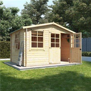 Log Cabins Sheds