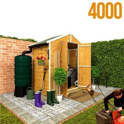 The BillyOh 4000 Windowless Range