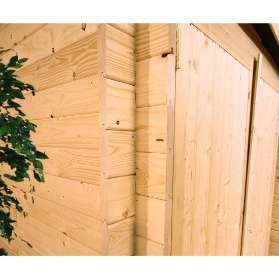 7 x 9 Interlocking 28mm Logs