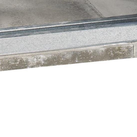 BillyOh Ashington Refurbished 6' x 4'  Metal Shed Including Assembly