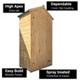 3 x 2 Sentry Box Large