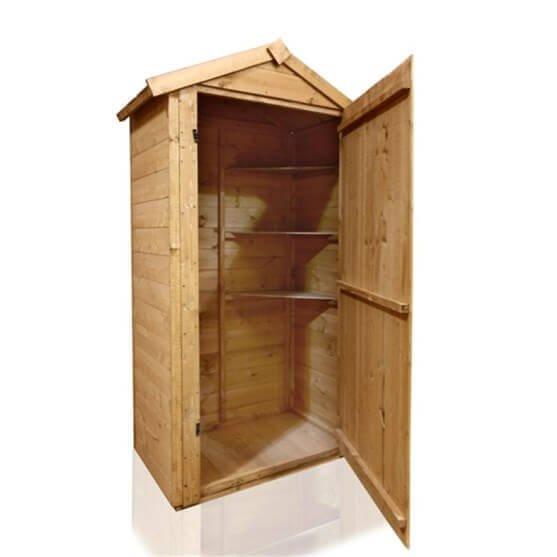 3x2 T&G Tall Outdoor Storage Box - BillyOh Sentry Grande Garden Storage