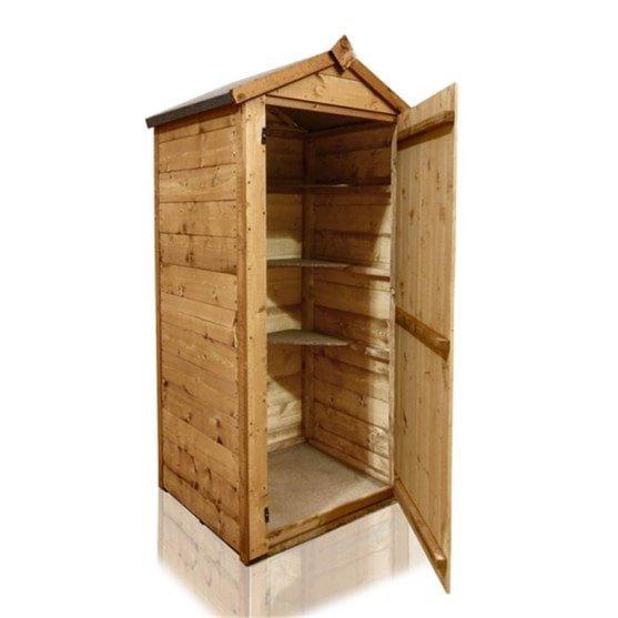 3x2 T&G Garden Storage Box - BillyOh Sentry Outdoor Garden Storage