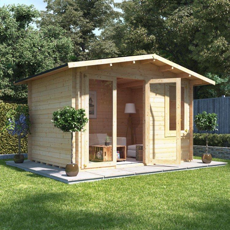BillyOh Lodge Log Cabin