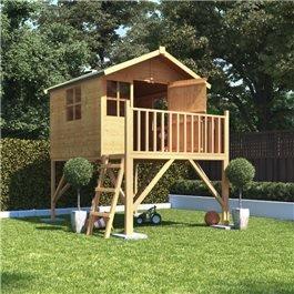 BillyOh Lollipop Junior Tower Playhouse with Slide Option