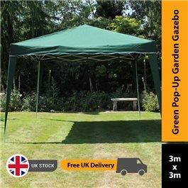 BillyOh 4000 Premium 3m x 3m Pop-Up Garden Gazebo