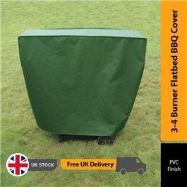 BillyOh Premium PVC Flatbed BBQ Cover