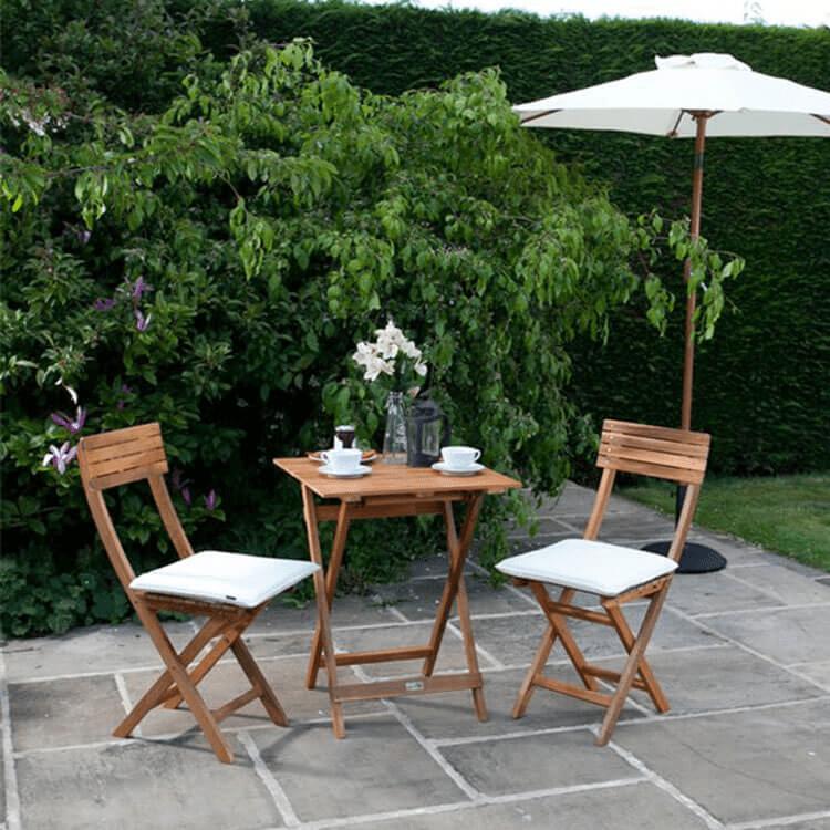 Folding Chair Set