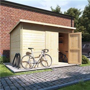 Outdoor Bike Storage from £120 00 - Amazing Storage Solution