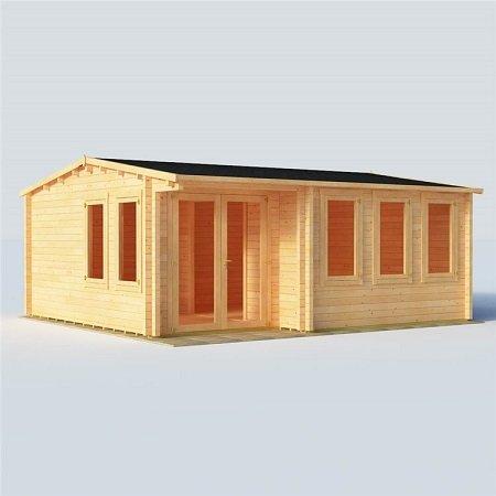 Technical Specifications - BillyOh Kent Garden Office W5.5m x D5.0m