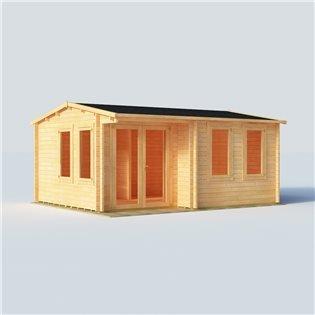 Technical Specifications - BillyOh Kent Garden Office W5.0m x D4.0m