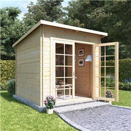 BillyOh Skinner Log Cabin Summerhouse