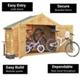 BillyOh Mini Keeper Overlap Apex Bike Store