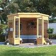 BillyOh Picton Corner Summerhouse