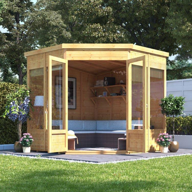 Corner Summerhouses 7 ( 5 )