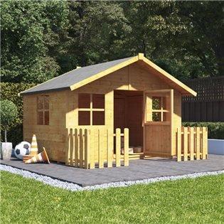 Playhouses Outdoor Toys 10 Year Warranty Garden Buildings Direct