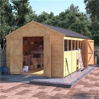 Wooden Garden Workshops