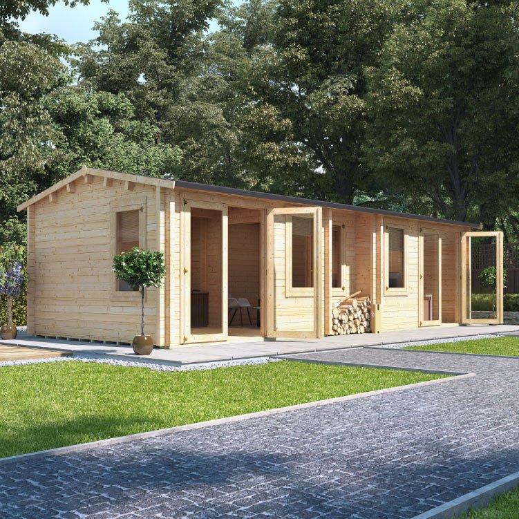 home office cabins. billyoh hub garden office log cabin home cabins