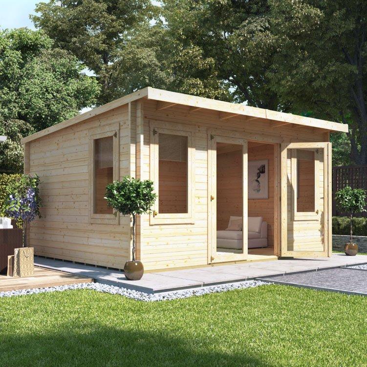 BillyOh Eliana Pent Log Cabin