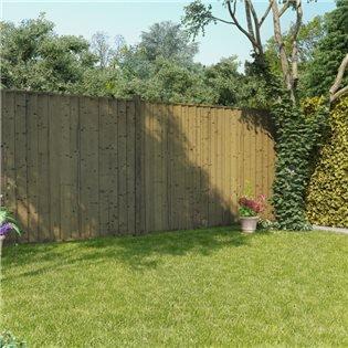 Fence Panels | Pressure Treated Closeboard | Garden