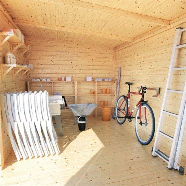 BillyOh Pro Pent Log Cabin