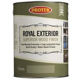 Protek Royal Exterior Superior Finish 5ltr