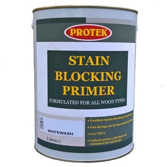 Protek Stain Blocking Primer 5ltr