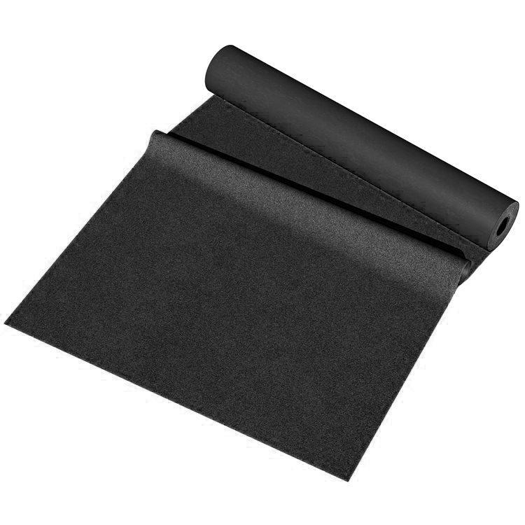 Black Mineral Shed Felt - Premium Shed Roofing Felt