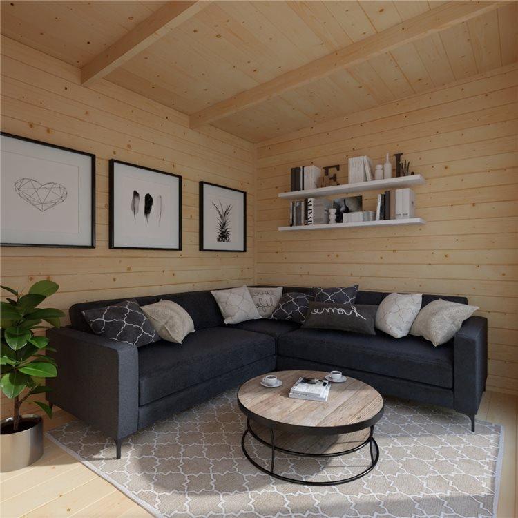 BillyOh Porto Log Cabin