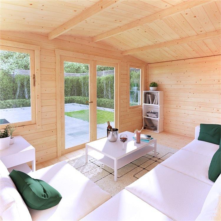 BillyOh Winchester Log Cabin