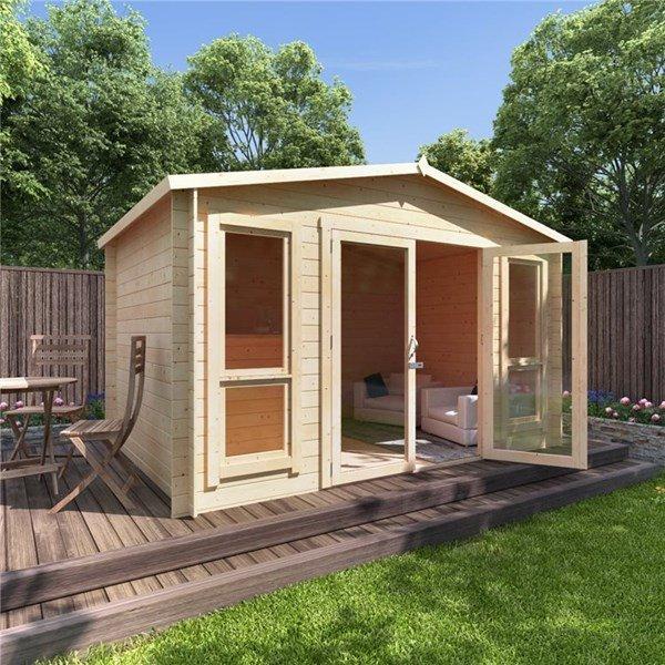 BillyOh Sasha Log Cabin Summerhouse