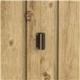 BillyOh Top Woodgrain Apex Metal Shed