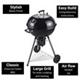 BillyOh Kettle Black Charcoal BBQ