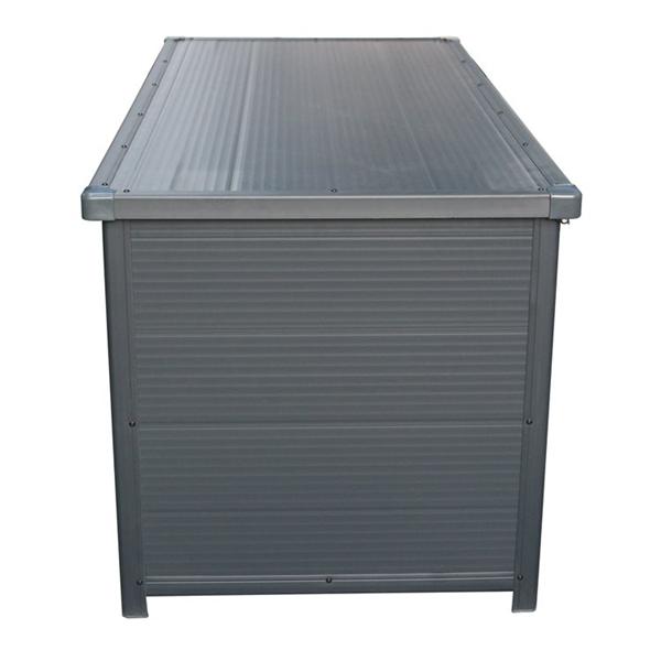 BillyOh Swindon Plastic Garden Storage Box Grey