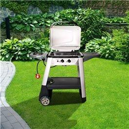 Outback Excel 300 2 Burner Gas Barbecue - With Hose & Regulator