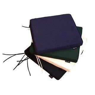 BillyOh Deluxe - Garden Seat Cushions - Garden Seat Pads - Black