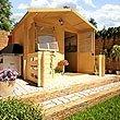 Billyoh Nook Log Cabin