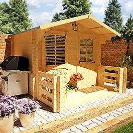 BillyOh Pathfinder 'Nook' Log Cabin